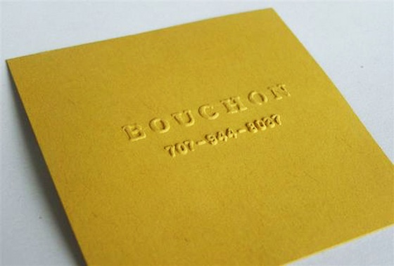 bouchon business card