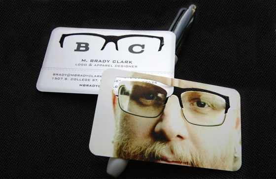 brady clark business card
