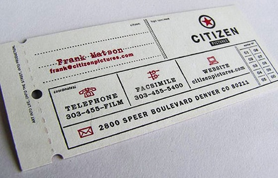 citizen pictures business card