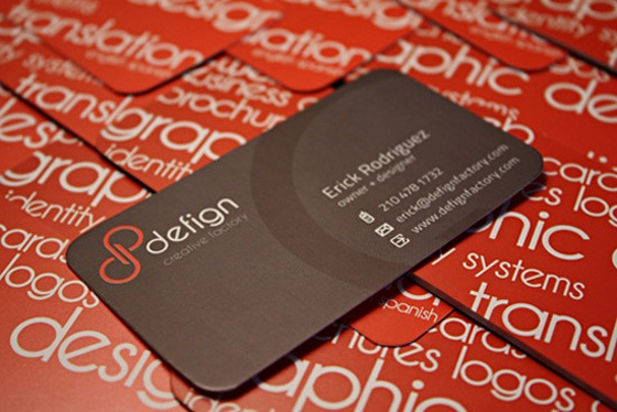 Defign business cards inspiration cardfaves defign business cards colourmoves