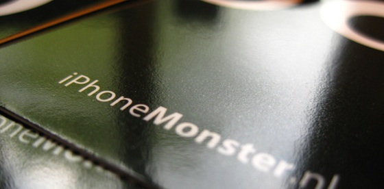 iphonemonster business card