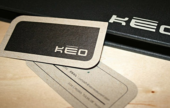 keo business card