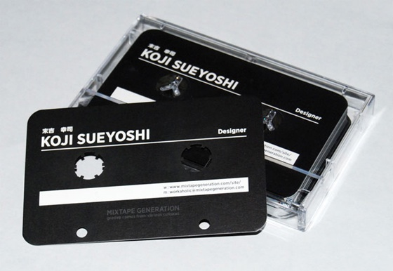 koji sueyoshi business card