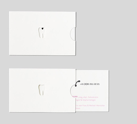 Lechman business card