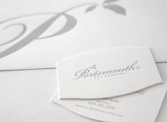 Portsmouth business card
